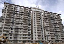 A 15 FLOORS GATED COMMUNITY FLATS IN VIZAG.