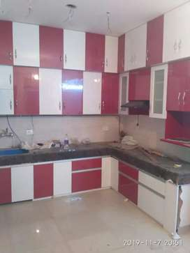 3bhk semifurnished flat available for rent in Ajnara homes