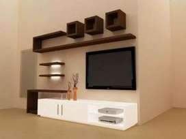 High look interiors at low cost.