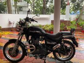 Low Mileage Single Owner Royal Enfield Thunderbird
