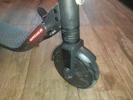 Heavy weight charging scooty for adults