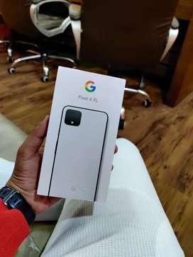 New - Pixel 4 XL - 64gb - White - Sealed Pack - 1 Year Warranty