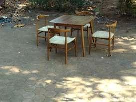 Di Jual kursi meja makan jati