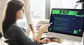 6 Month Free Internship Program on PHP