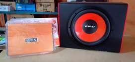 Paket Audio Mobil+ Psang