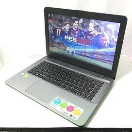 Laptop Notebook Netbook Asus x441U Gaming Dual VGA Like New