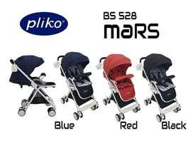 Baby Stroller Pliko Mars Stroler Anak kereta Dorongan Anak Bayi MURAH