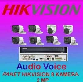 Paket Cctv Hilook torbo HD 2mp wilayah Cijaku
