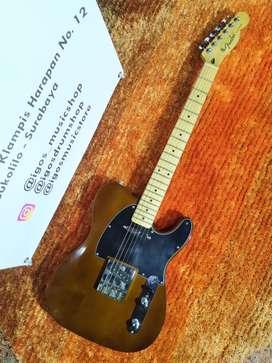 Gitar Fender Telecaster Pickup Duncan Designed
