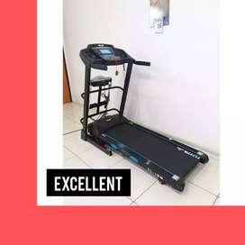 gratis ongkir treadmill treadmill elektrik incline TL-138 D-08
