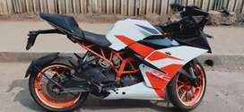 KTM RC 200 1 OWNER GOOD CONDITION BIKE