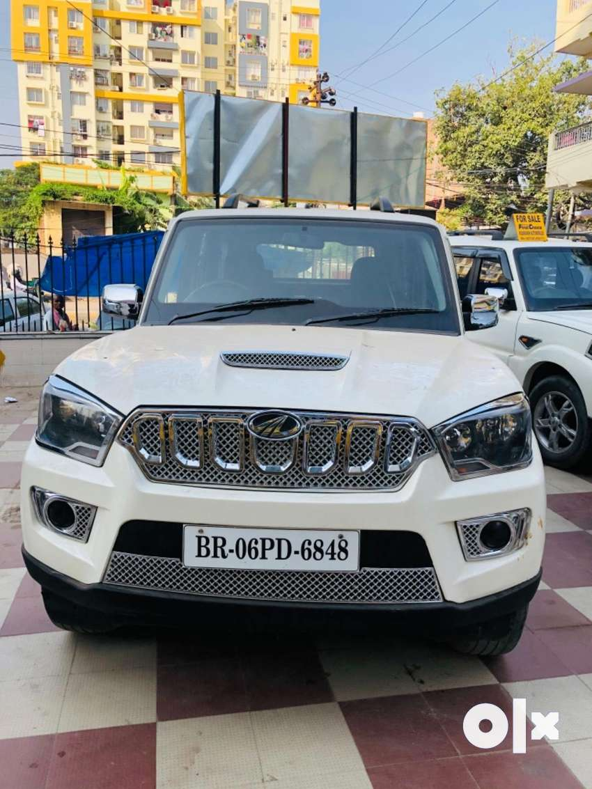 Mahindra Scorpio S5 Plus, 2018, Diesel 0
