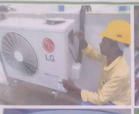 Ac,fridge,water purifier, microwave oven, house wiring etc.