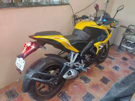 Pulsar RS200 (2015) with ABS facility