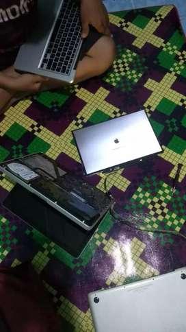 Jual lcd macbook pro A1728 13 inci copotan macbook pro pribadi.