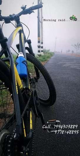Polpo MTB CYCLE 1 month using