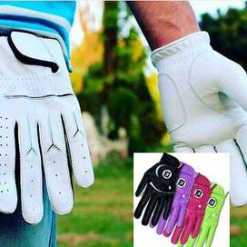 premium cabretta men's golf Glove Genuine Leather Left One Golf Easy G