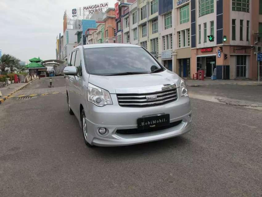 Toyota Nav1 V AT Tahun 2013 TDP  22jt Siap Pakai & Bergransi 0