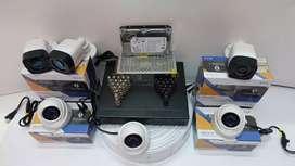 cctv kamera pasang paket lengkap murah