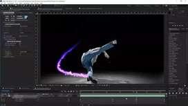Video / Film Editor , Motion Graphics Artist