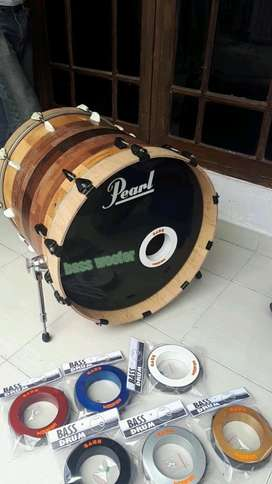 BASS WOOFER aksesoris bass drum