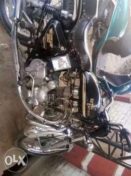 Urgent sell the bike is in good condition