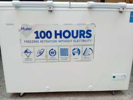 Haier De freezer new condition