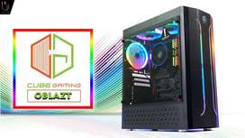 Casing Cube Gaming Oblazt casing PC casing komputer