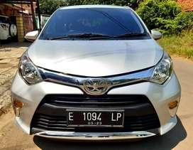 Toyota Calya Type G 2018 Manual