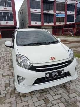 Dijual Agya Trd Automatic 2014  Credit Dp 12 Data Karyawan