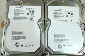 Seagate 750GB 1TB Hard disk - Full of PC Games- Cash on Delivery