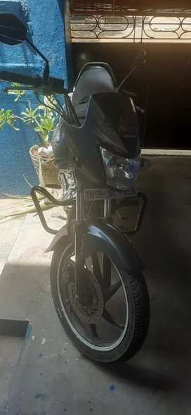 Cb-shine/grey/disc brake