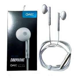 OASE EARPHONE MD - M5 GARANSI RESMI