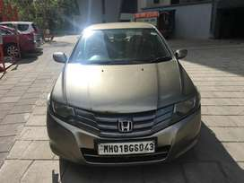 Honda City ivtec S MT