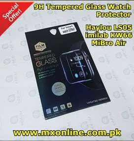 9H Watch Glass Protector