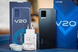 VIVO V20 8/128GB GARANSI RESMI SEGEL , BISA COD FREE ONGKIR