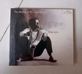 TONY MARTINEZ & CUBAN POWER  Title/ Album : maferefun