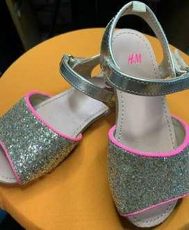 H&M Stripe Sandal