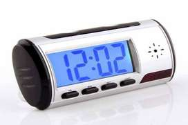 Online Wholesales Spy HD Quality Table Clock Camera – Motion Detection