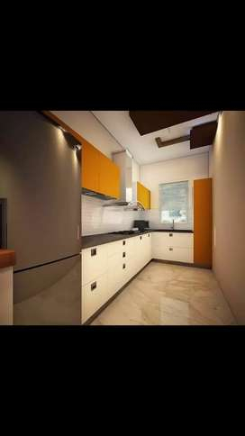 Ready to move 3bhk