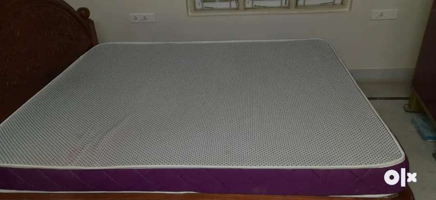 SleepX Ortho Matress-Memory foam-6 month old