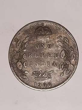 Old coins 1906 ..