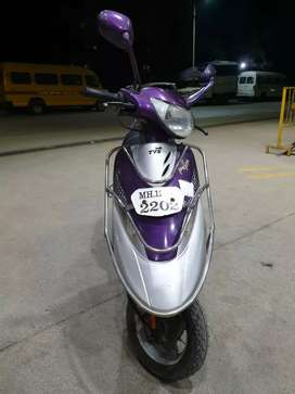 Sell My Good Condition TVS Scooty Pep+ 2017