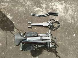 Aerofit cycle