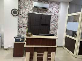 Office space pakhowal road