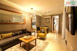Semi furnished 3 BHK with lifts in Zirakpur @ just 42.90 lac only