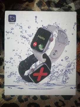 Smart watch with box(Hi watch)
