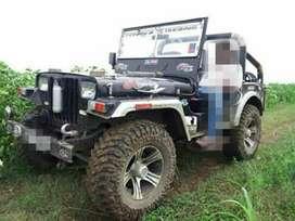 Power steering modify open jeep