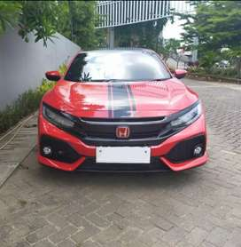 Honda Civic 1.5 E Turbo Hatchback 2017