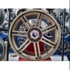velg racing untuk mobil pajero BORAH JZ8013 HSR R22X95 H6X139,7 ET20